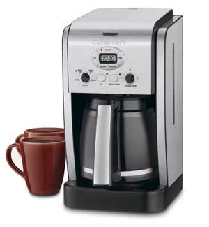 Cuisinart DCC 2650 Brew Central Programmable Coffeemaker with Glass Carafe