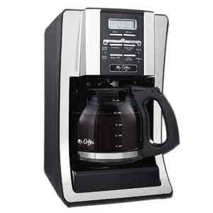 Mr. Coffee BVMC-SJX33GT 12 Cup Coffeemaker