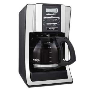 Mr. Coffee BVMC-SJX33GT 12-Cup Coffeemaker