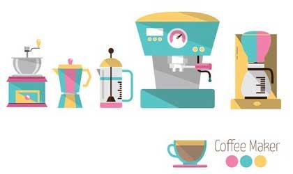 coffee maker varieties