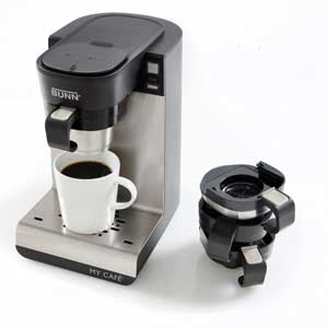 2 bunn mcu single cup multiuse home coffee brewer - Keurig Coffee Maker Reviews