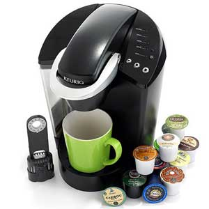 Best coffee capsule machine