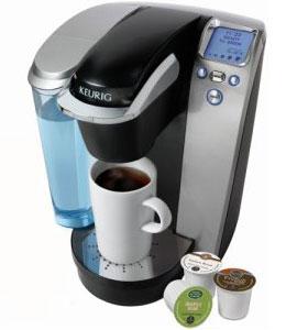 Keurig K75 Single-Cup Home-Brewing System