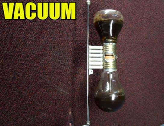 DIY Vacuum Coffee Maker