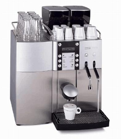 Franke Evolution 1-Step Espresso Machine
