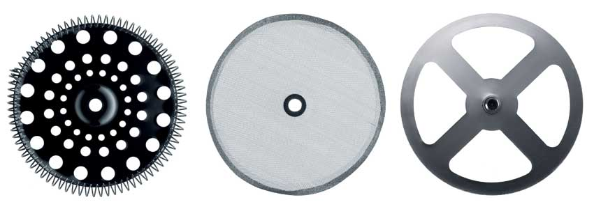 Bodum 3-Part Stainless Steel Mesh Filter