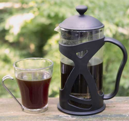 KONA French Press ~ Best Coffee Tea & Espresso Maker