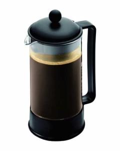 Bodum Brazil 8-Cup French Press Coffee Maker, Black