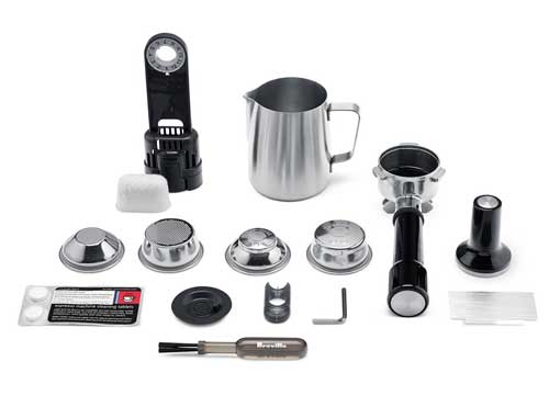Breville BES870XL Barista Express Accessories