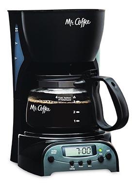 Mr Coffee 4 Cup Coffee Maker