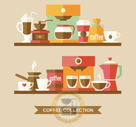 Coffee Maker Collection