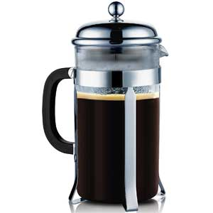 Best Coffee Maker Using Ground Coffee : 10 Best French Press Coffee Makers of 2018 CMPicks