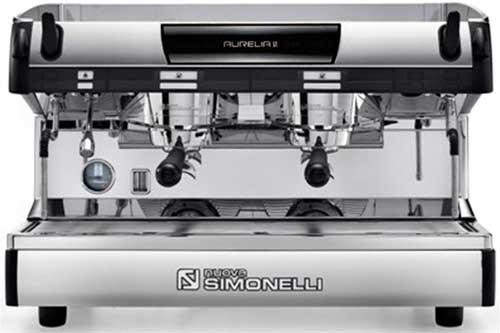 Nuova Simonelli Aurelia - Semi-Automatic Commercial Espresso Machine